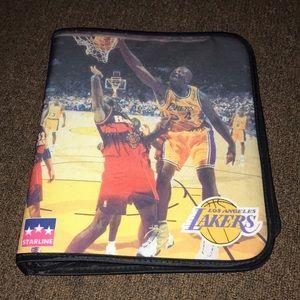 Starline Shaquille LA Lakers Binder